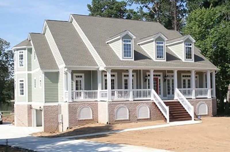 Custom home design in Florence, S.C.
