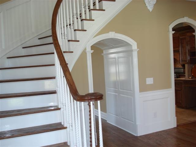 Misc. Stairs....Arcways....Foyers....Trim Work....Cabinets....Ceilings.....